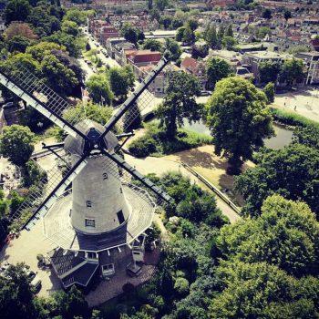 De molen van Piet, Alkmaar
