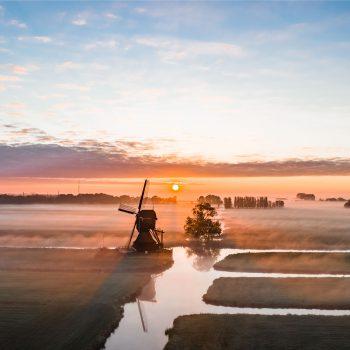 Een zonsopgang uit duizenden